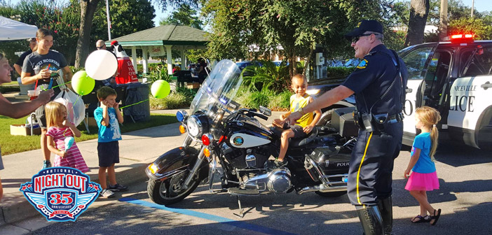 niceville police national night out