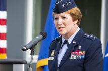 niceville eafb Lt. Gen. Dorothy Hogg, Air Force Surgeon General