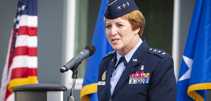 niceville eafb Lt. Gen. Dorothy Hogg, Air Force Surgeon General