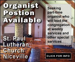 niceville job listing help wanted st paul lutheran church