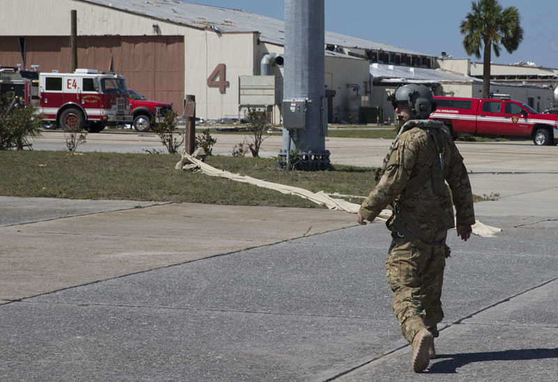 niceville eglin air force base hurricane michael relief