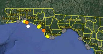 niceville red tide okaloosa map