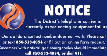 niceville okaloosa gas telephones