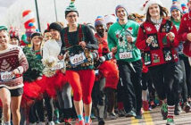 niceville christmas ugly sweater run