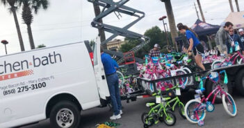 niceville christmas bike drive
