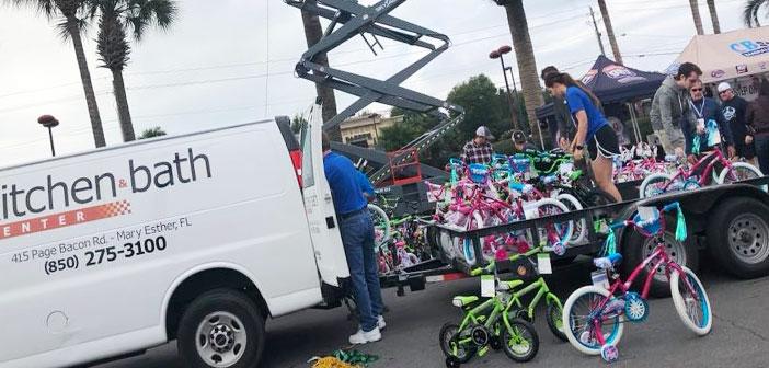 niceville christmas bike drive