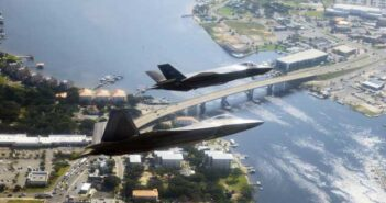 niceville tydall air force base f22