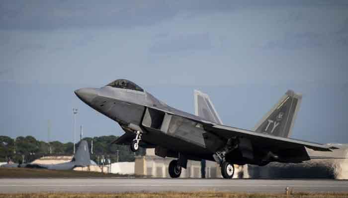 niceville eglin air force base f-22