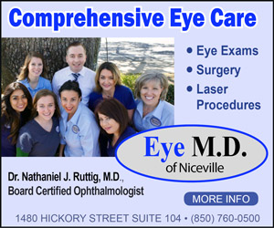 niceville eye md of niceville