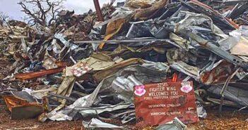 tyndall air force base hurricane michael damage