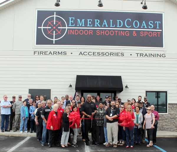 emerald coast indoor shooting and Sport Tom Hammonds grand opening