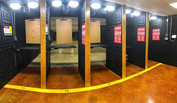 emerald coast shooting & sport lanes indoor range