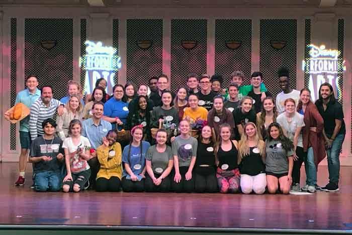 niceville fl disney performing arts students