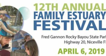 Family Estuary Festival in Niceville 2019