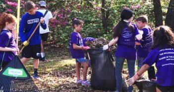 rocky bayou christian school community service day