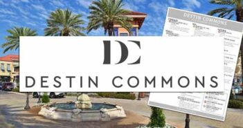 Destin Commons new logo