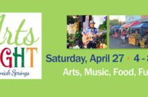 Downtown Arts Night in DeFuniak Springs