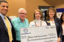 Mid-Bay Rotary Club Donates $3,250 to Take Stock in Children Program