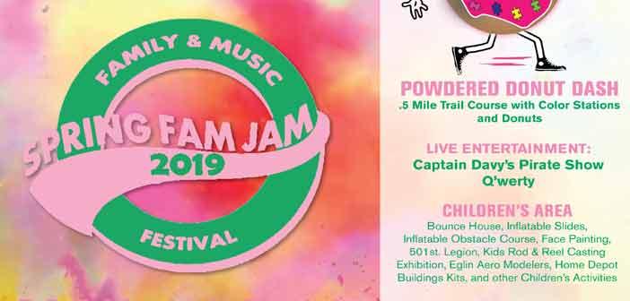 Spring Fam Jam 2019 in Niceville