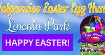 Easter Egg Hunt Valparaiso