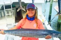 Florida 50 Fish Club Allison Stattner