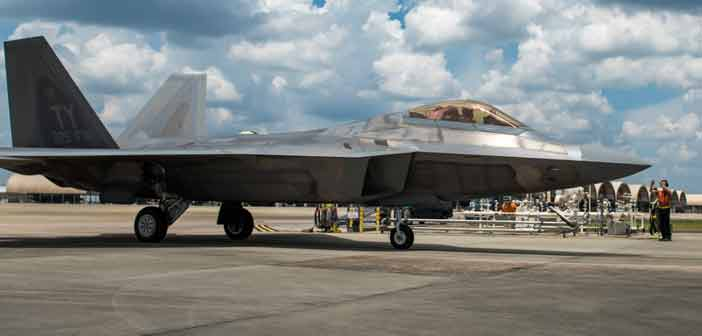 eglin air force base f-22 raptor hot seats