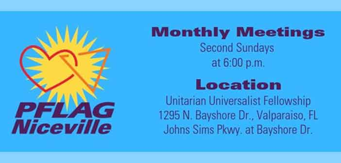 pflag niceville meetings
