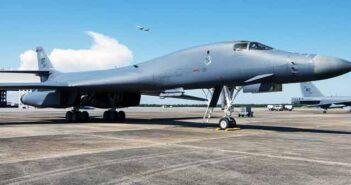 eglin air force base B-1B Lancer