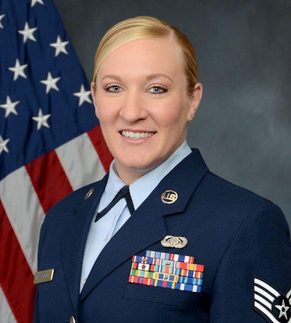 eglin air force base Sarah Massengill