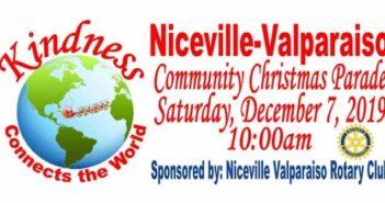 niceville christmas parade 2019