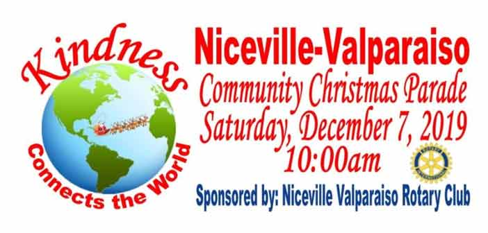 niceville christmas parade 2019