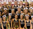 Ruckel Middle School Cheerleaders