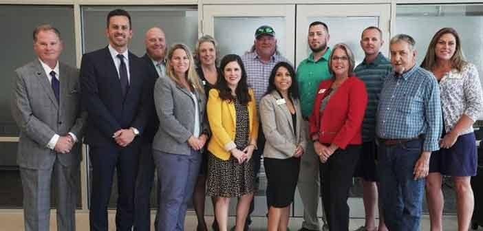 Northwest Florida State College Apprenticeship Program supporters, staff