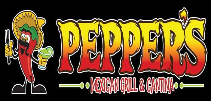 pepers' mexican grill & Cantina logo