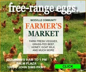 niceville farmer's market