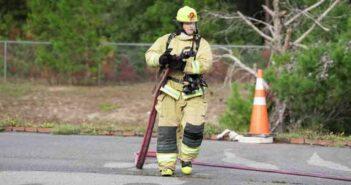 northwest Florida state college firefighter