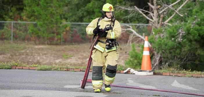 northwest Florida state college firefighter