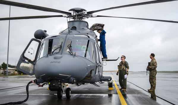 eglin air force base MH-139A grey wolf preflight check