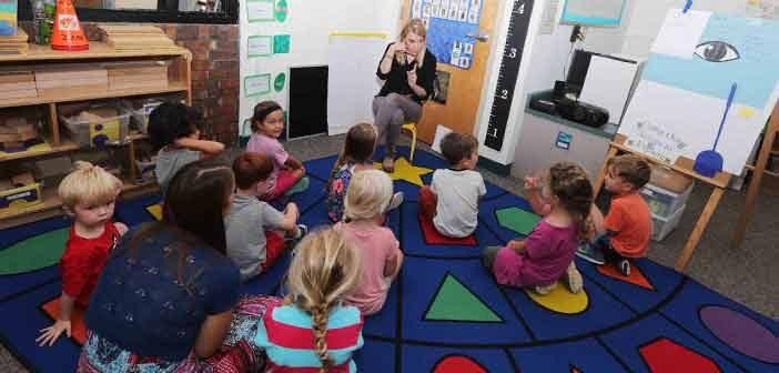 northwest florida state college teacher education program classroom Niceville campus