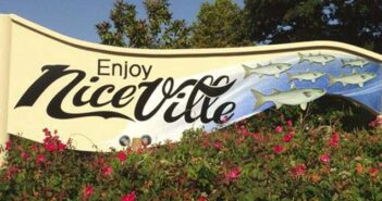 city of niceville sign