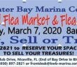 bluewater bay marina nautical flea market 2020 Niceville