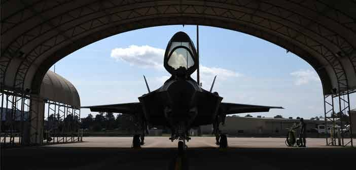eglin air force base eafb f-35A
