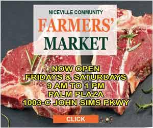 niceville farmers market