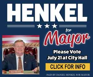dan henkel for mayor niceville