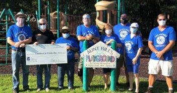 emerald coast exchange club donation to children in crisis cic