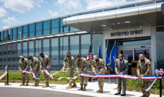 Eglin Air Force Base Intrepid Spirit Center opening
