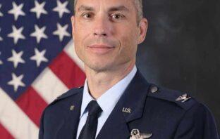 Hurlburt Flield, Fla., Colonel Karl Weinbrecht, Vice Commander