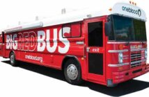 oneblood big red bus blood drive niceville