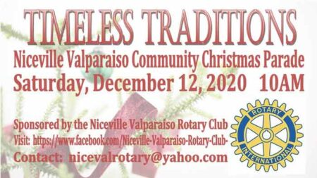 niceville christmas parade 2020