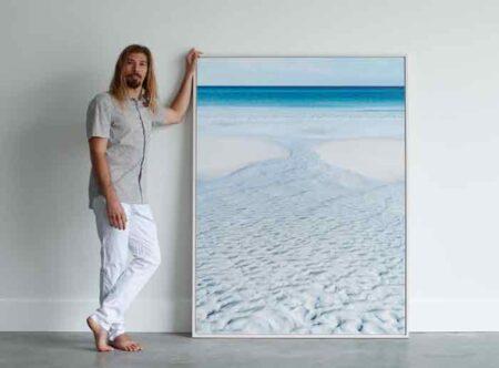 Jonah Allen studio and gallery